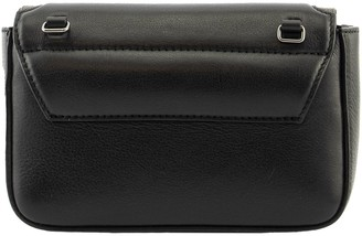Brunello Cucinelli Polished Calfskin Belt & Shoulder Bag With Precious Contour