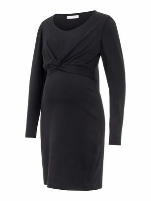 Mama Licious Mamalicious Women's MLHELIA June L/S Jersey ABK Dress