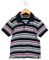Etro Boys' Short Sleeve Striped Shirt