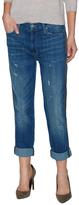 Hudson Jude Slouchy Skinny Studded Jean