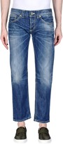 Dondup Denim pants - Item 42570626
