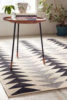 Urban Outfitters Modern Triangles Indoor/Outdoor Rug