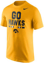 Nike Men's Iowa Hawkeyes Local Verbiage Tee