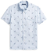 Polo Ralph Lauren Lobster-Print Cotton Shirt