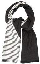 Donni Charm Striped Knit Scarf w/ Tags