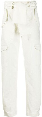 Derek Lam 10 Crosby Elian utility trousers