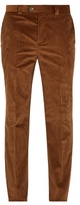Brunello Cucinelli Slim-leg Corduroy Trousers