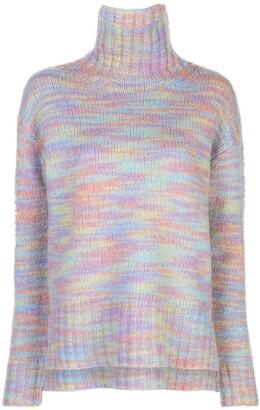 Sies Marjan Knitted Roll Neck Jumper