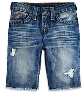 True Religion Boys' Geno Shorts - Little Kid