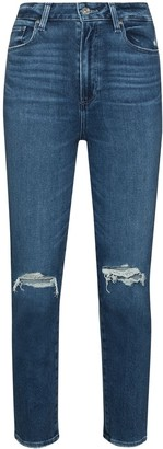 Paige Sarah distressed jeans