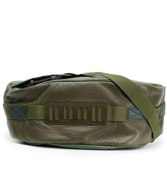 White Mountaineering Panelled Belt Bag
