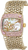Swarovski EOS NEWYORK EOS New York Women's 95LGLDPNK Empress Accent Watch
