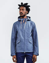 Gant 3 Layer Jacket Navy
