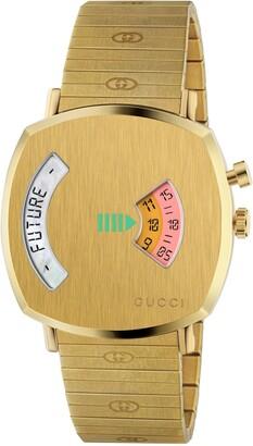 Gucci Grip watch, 38mm