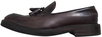 Fratelli Rossetti Brown Leather Flats