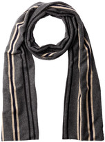 Portolano Multi Color Striped Scarf
