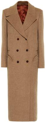 BLAZÉ MILANO Great double-breasted wool coat