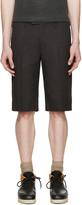 Kolor Grey Woven Shorts