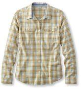 L.L. Bean Baxter Flannel Camp Shirt, Plaid
