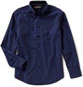 Ben Sherman Long-Sleeve Arrow Print Shirt