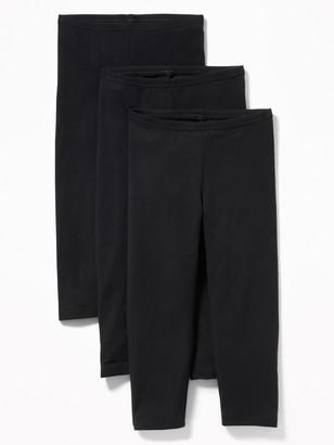 Old Navy Capri-Leggings 3-Pack for Girls