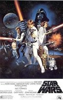 Star Wars Generic Episode IV A New Hope Style C Movie 27x40 Poster Art Print Classic