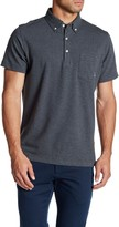 Tailorbyrd Button Down Collar Classic Polo Shirt