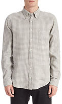 Gant Rugger Twill Cotton Grid Shirt