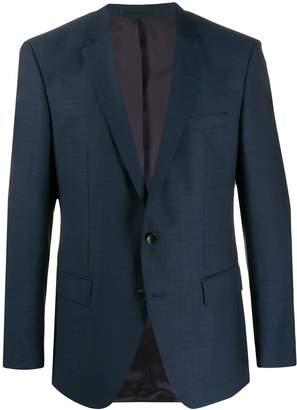 HUGO BOSS slim-fit suit jacket
