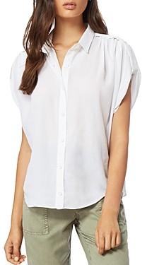 Habitual Nylah Woven Utility Shirt