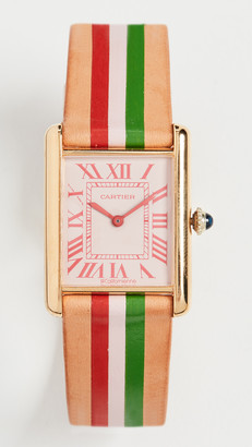 La Californienne Cartier Tank Large Watch