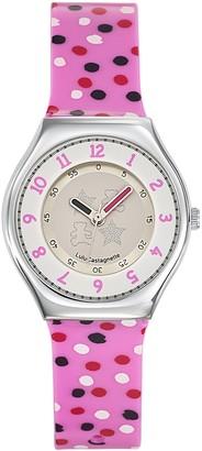 Lulu Castagnette Ladies Wristwatch Analog Quartz Multicolour 38707