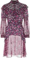 Anna Sui Incense & Joy Combo Dress