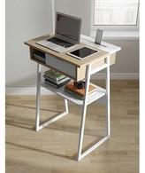 Bronx Domingo 1 Drawer Space Desk Ivy