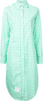 Thom Browne shirt dress - women - Cotton - 42