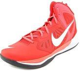 Nike Men's Prime Hype DF II Blk/Rflct Slvr/Brght Crmsn/Brg Basketball Shoe 10 Men US