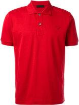 Prada short sleeve polo shirt
