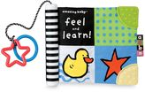Kids Preferred Kids PreferredTM Amazing BabyTM Feel and Learn Soft Book