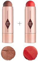 Charlotte Tilbury Beach Stick Bronze + Blush Kit Ibiza + Es Vedra
