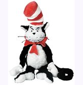 Dr. Seuss The Cat in the Hat Large Plush Toy
