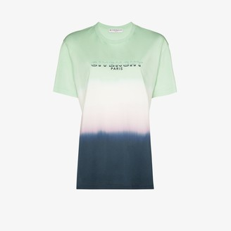 Givenchy tie-dye logo T-shirt