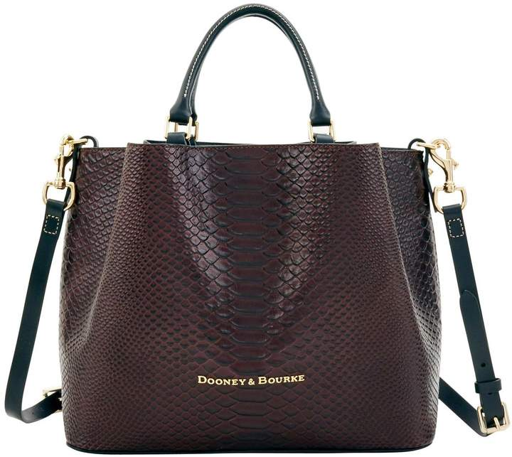 Dooney & Bourke Caldwell Large Barlow