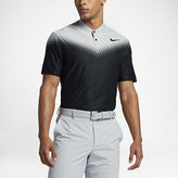 Nike TW Zonal Cooling Fade Blade Men's Standard Fit Golf Polo