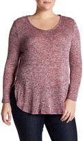 Hip Space Die Sweater (Plus Size)