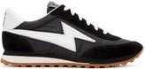 Marc Jacobs Black Astor Jogger Sneakers