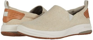Merrell Gridway Moc Canvas (Natural) Women's Shoes
