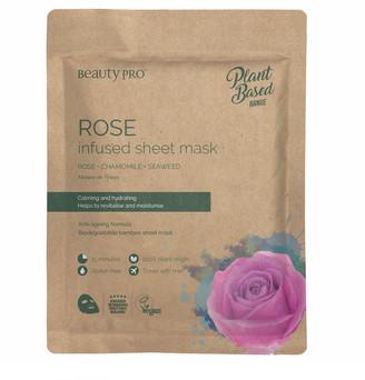 BeautyPRO Rose Infused Sheet Mask