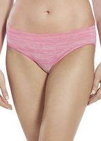 Jockey Womens Sporties Heathered Bikini