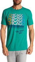 Mighty Fine Multiple Chicagos Graphic Tee