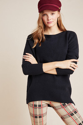 Anthropologie Naomi Sweater By in Black Size XS